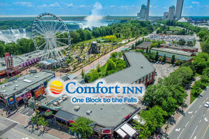 Build Your Own Niagara Falls Adventure Book A Room Online At The Award Winning Comfort Inn Clifton Hill And Get In On Some Great Offers
